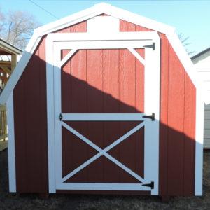 8 x 12 Barn  Price: $1,645.00