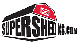 Supershed Kansas Logo